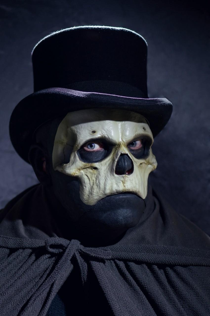 Voodoo make-up