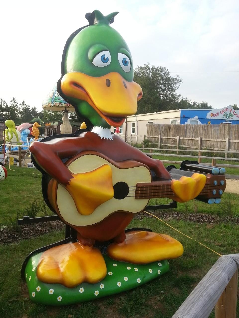 duck musician 01