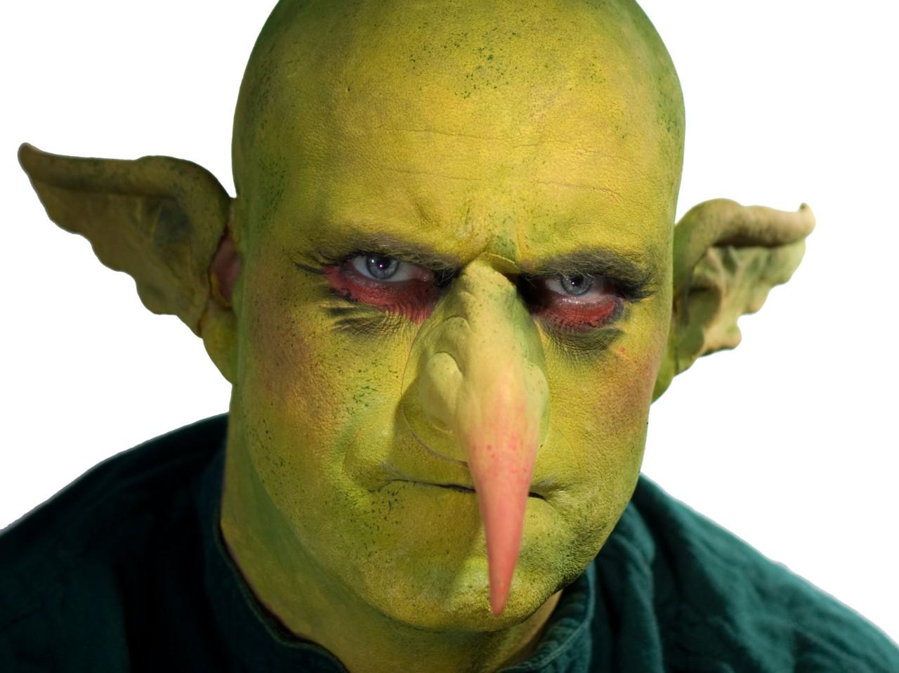 goblin make-up