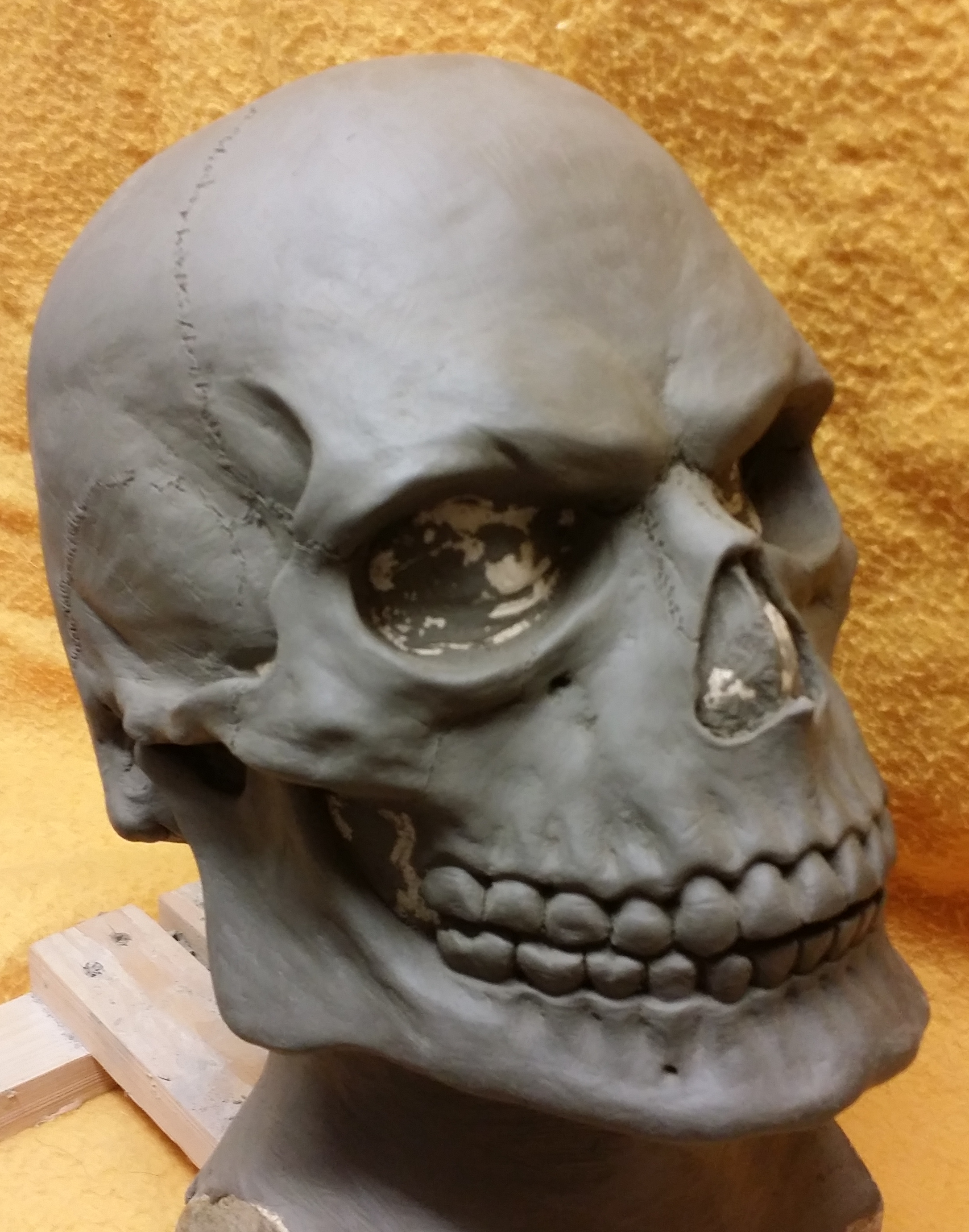 Ghost Rider Skull Mask – Andrew Blake Craft & Design
